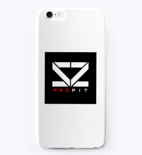 Pro Fit Alpha Iphone Case Standard T-Shirt Front