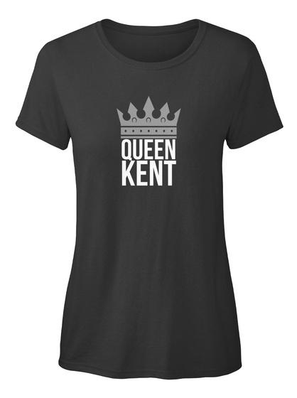 Kent   Simply Queen Kent Black T-Shirt Front