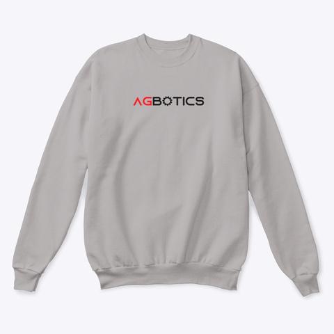 A Gbotics Sweatshirt Light Steel  Sweatshirt Front