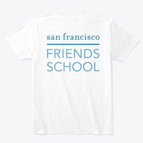 Sffs Signature Tee White T-Shirt Back