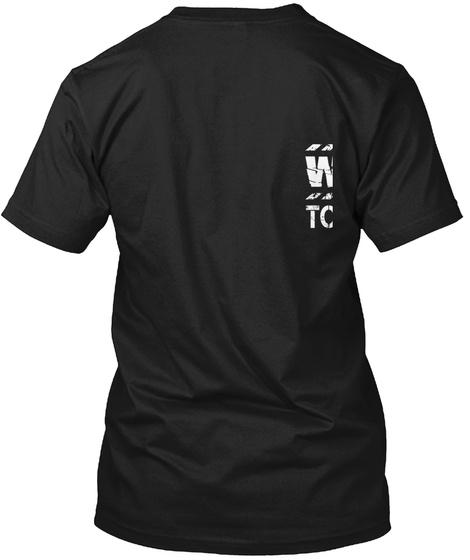 Derrickman Bamf Shirt! Black T-Shirt Back