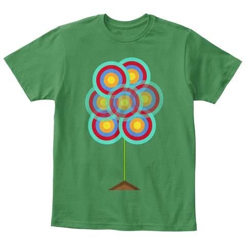 Kids Circle FLower Shirt