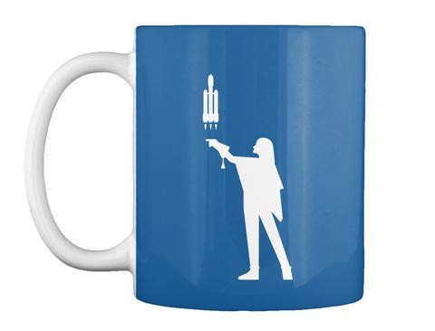 Falconer 4 Woman Mug [Usa] #Sfsf Dk Royal Mug Front