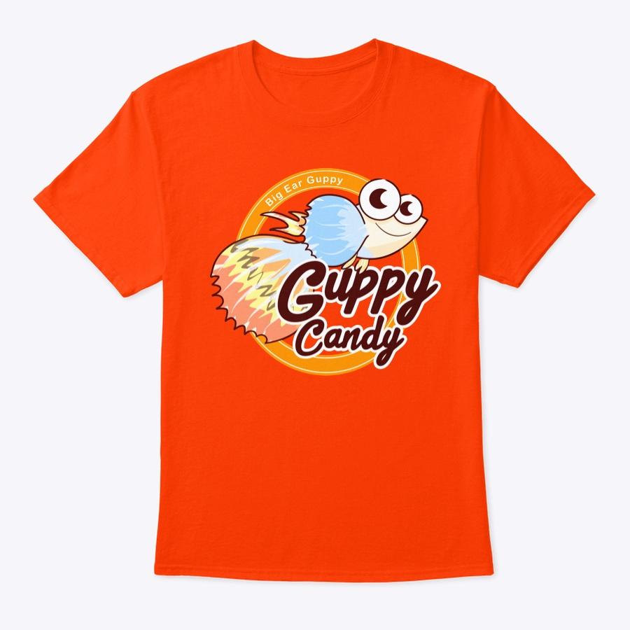 ______ Guppy Candy ____   Big Ear Guppy Unisex Tshirt