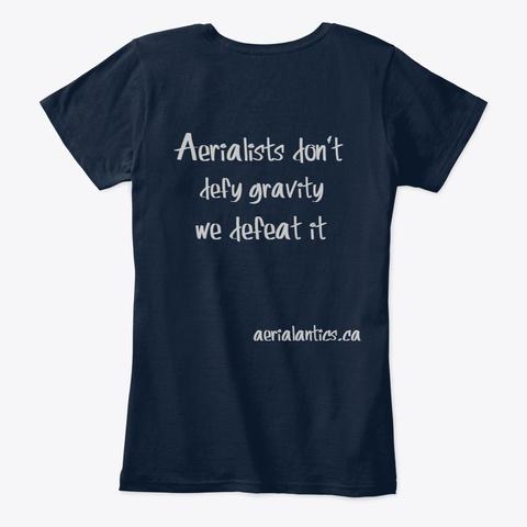 Circus Shirt New Navy T-Shirt Back