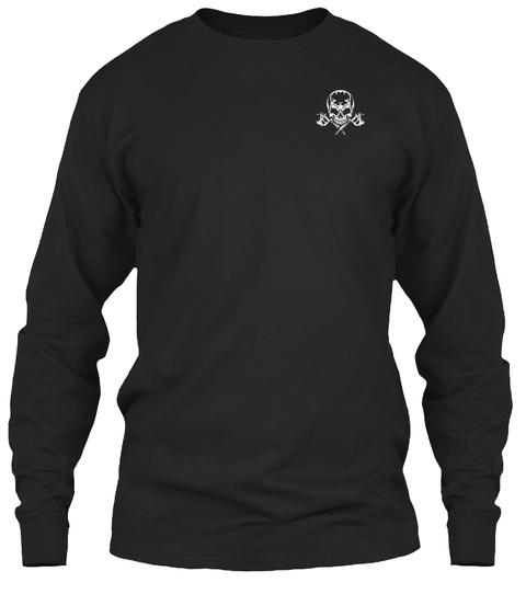 Tattoo Artists Shirt Certified Badass Black T-Shirt Front
