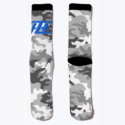 Official Camo H Tpanda Z Socks Standard T-Shirt Front