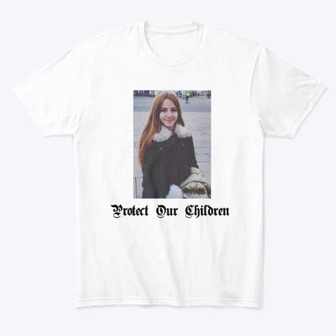 Ebba åkerlund White T-Shirt Front