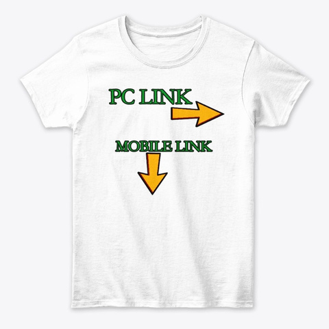 Coin Master Free Spins Link Download White Camiseta Front