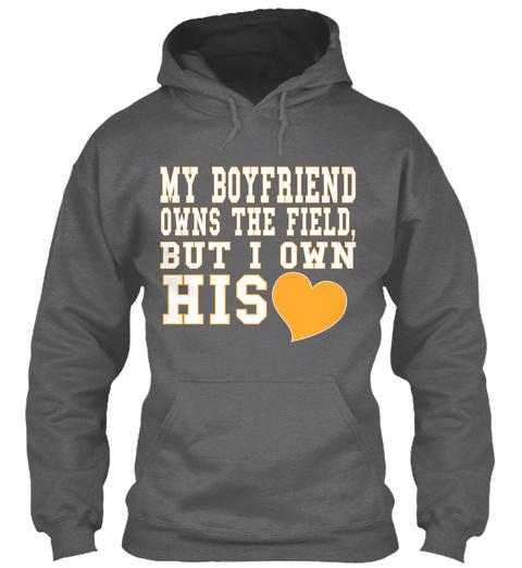 Limited Baseball Football Girlfriend My Boyfriend Owns The Field