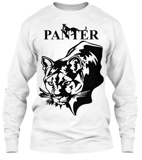 Nice  T Shirt White Long Sleeve T-Shirt Front