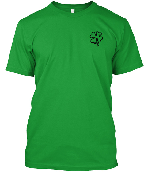 Oi Kelly Green T-Shirt Front