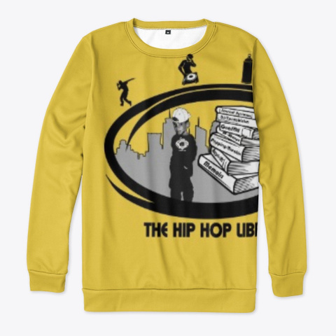 Auh Yeah Yellow T-Shirt Front