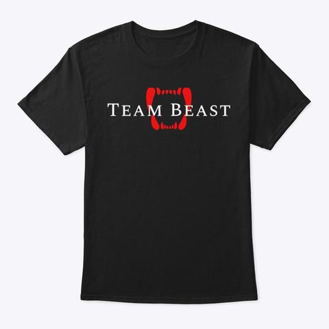 Original Beast Black T-Shirt Front
