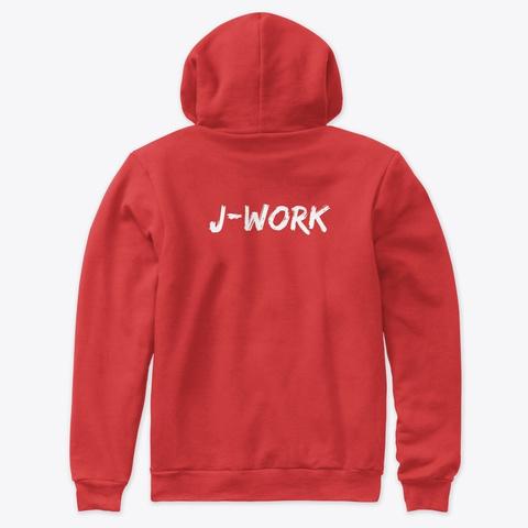 Episode 45: J Work Red T-Shirt Back