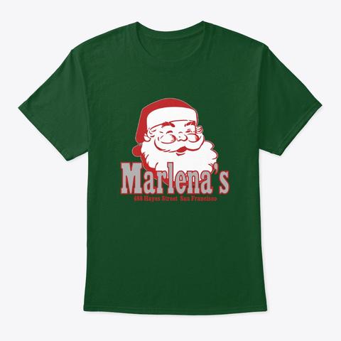 Marlenas Deep Forest T-Shirt Front