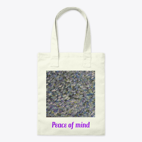 Perfect Tote For Art Lovers Natural T-Shirt Front