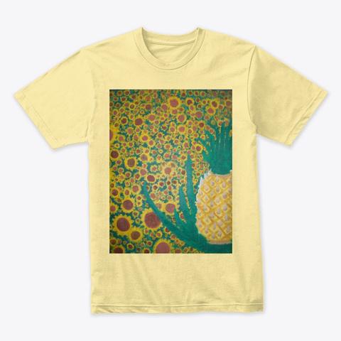 Sweet Immigrant 2.0 Banana Cream T-Shirt Front