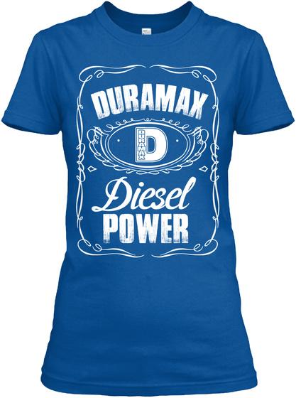 Duramax Diesel Power Gildan Women's Tee T-Shirt | eBay