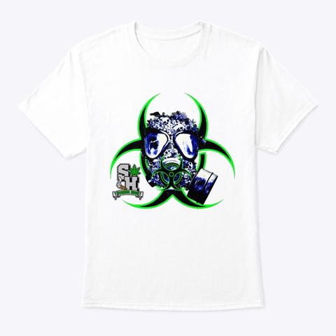 Sh Coronavirus Outbreak  White T-Shirt Front