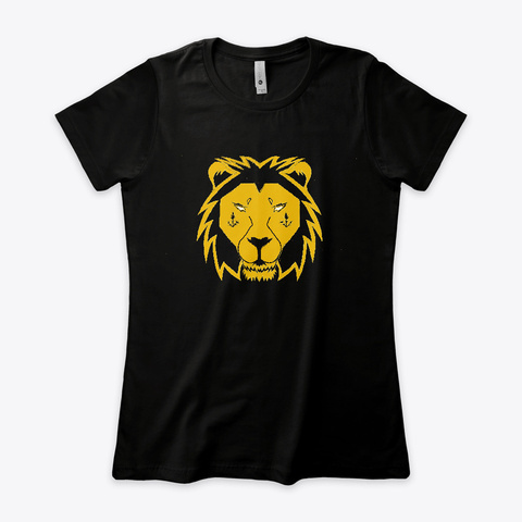 Leo Virgo,  Cusp Of Exposure Black T-Shirt Front