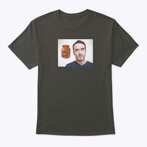 Pb & D Smoke Gray T-Shirt Front