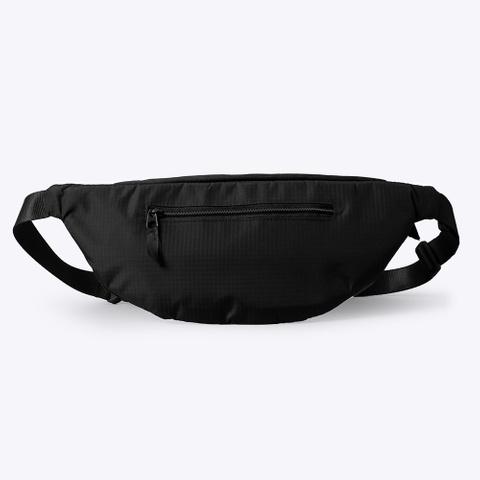 Forever Body Studio Fanny Pack Assorted Black T-Shirt Back