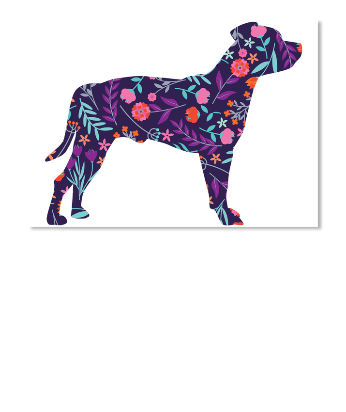Yoga And Dog Lovers ~ Pawmaste Sticker Landscape
