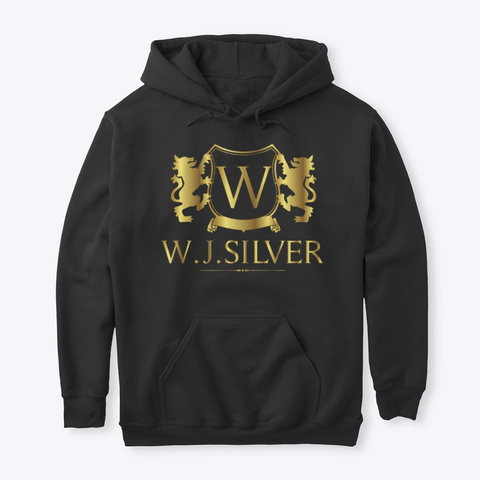 Wjs Winter Collection  Black T-Shirt Front