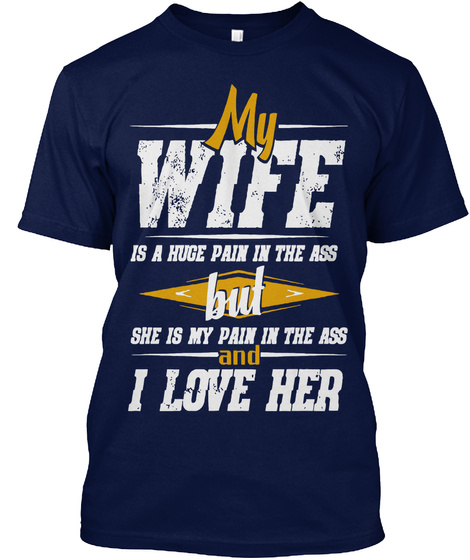7e9ec38eb Funny Wife Shirts Funny Husband And Wife Products | Teespring