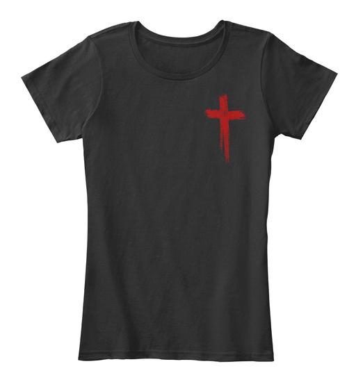 Christian-Women-039-s-Premium-Tee-T-Shirt thumbnail 4