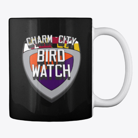 Ccbw Accessories  Black Mug Back