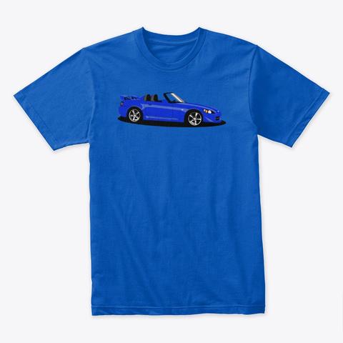 S2k Cr Royal T-Shirt Front