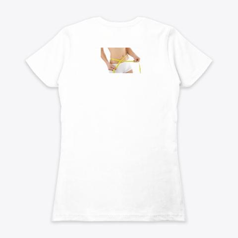 Harmonica Fiyat White T-Shirt Back