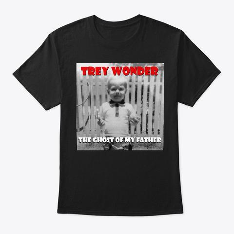 Trey Wonder Shirt Black T-Shirt Front