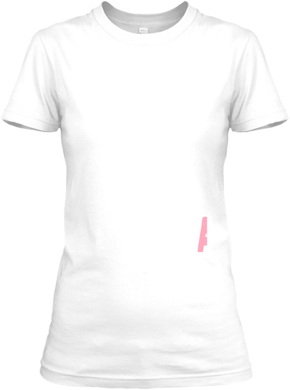 Awesome Wife Club White T-Shirt Front