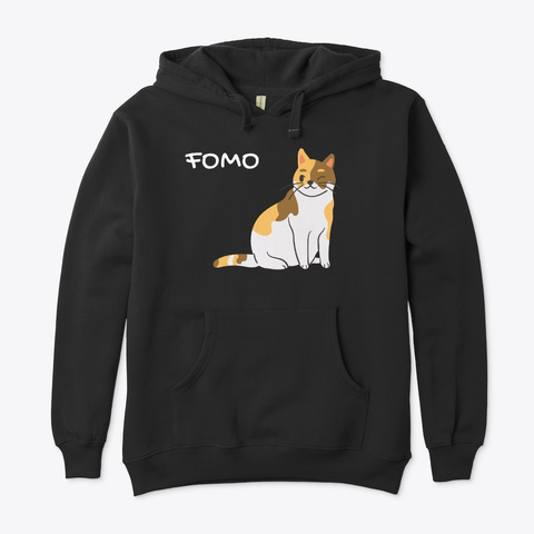Fomo's Son's Wife. The Fomo Family Black T-Shirt Front