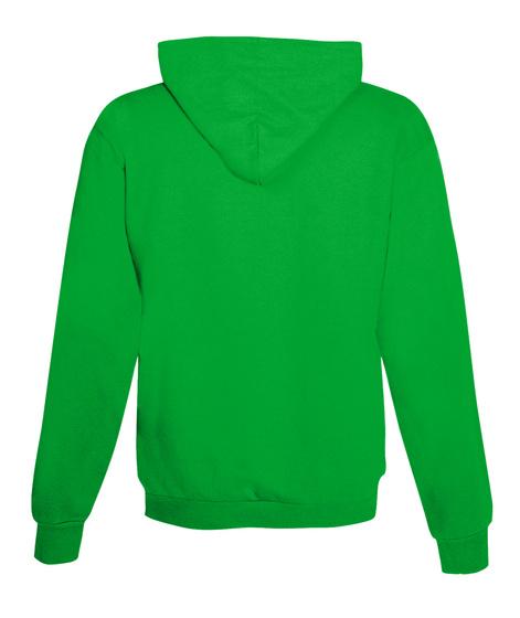 X Mas Ugly Santa Sweater Kelly Green T-Shirt Back