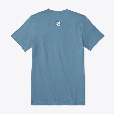Cdr You Can't Buy Love Steel Blue Maglietta Back