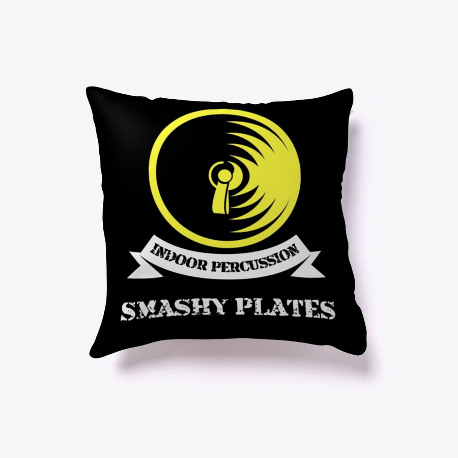 [percussion] Indoor Perc - Smashy Plates LongSleeve Tee