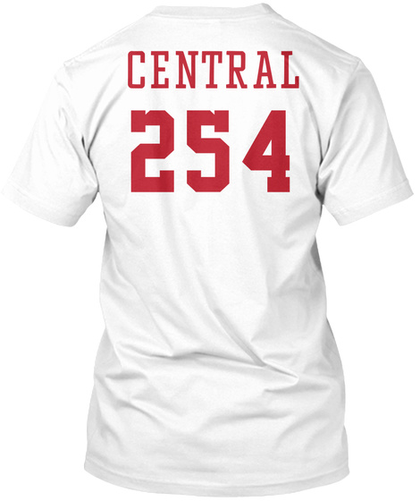254 Central High School of Philadelphia Unisex Tshirt