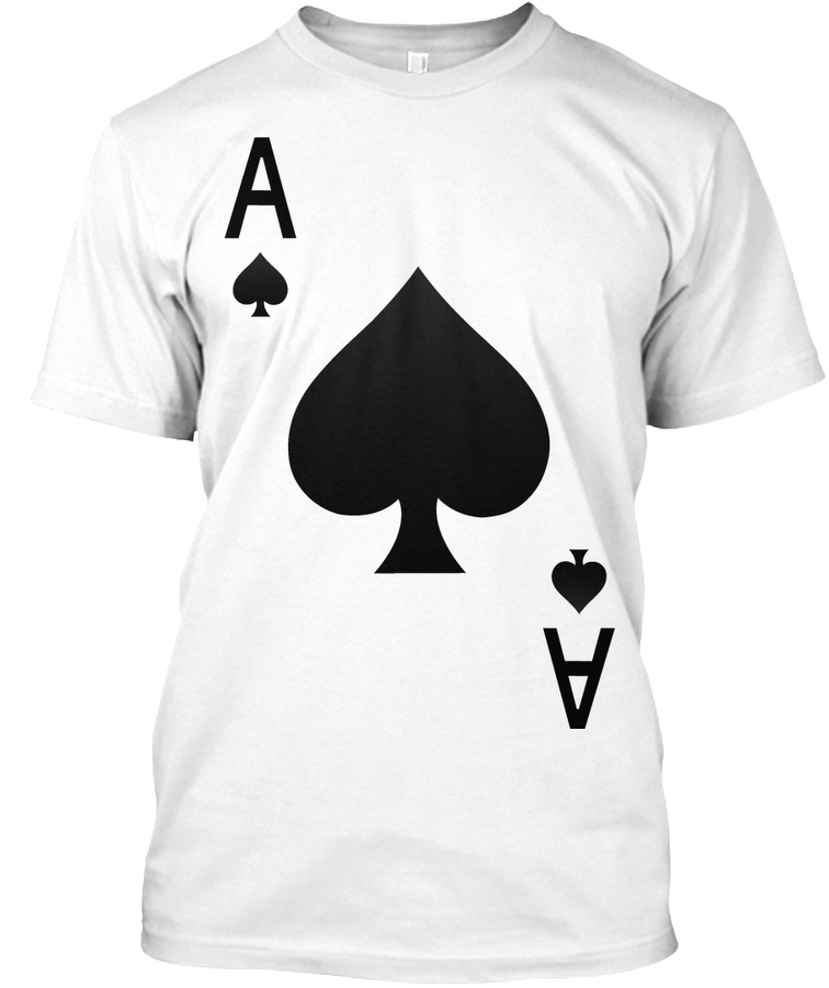 Ace Of Spades T-shirt Unisex Tshirt