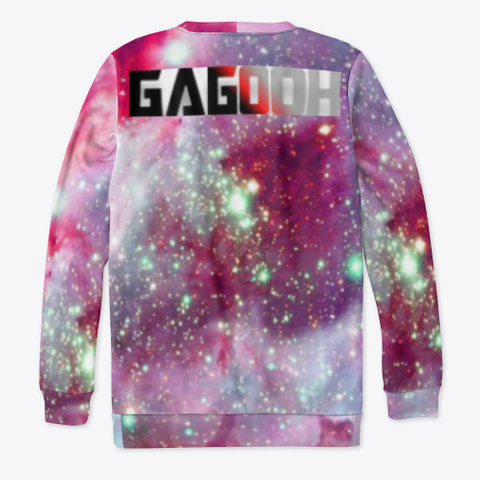 Sweatshirt   4, Space Collection Standard T-Shirt Back