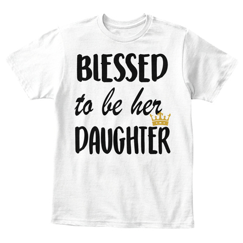 8e4bd64d Blessed To Be Her Mom Daughter Products from Parentfun Instagram ...