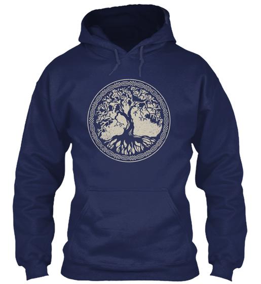 Tree Of Life  Sweatshirt Front
