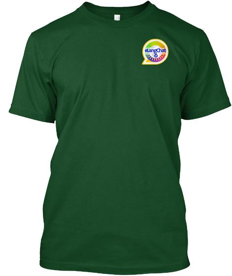 Mangchat Deep Forest T-Shirt Front