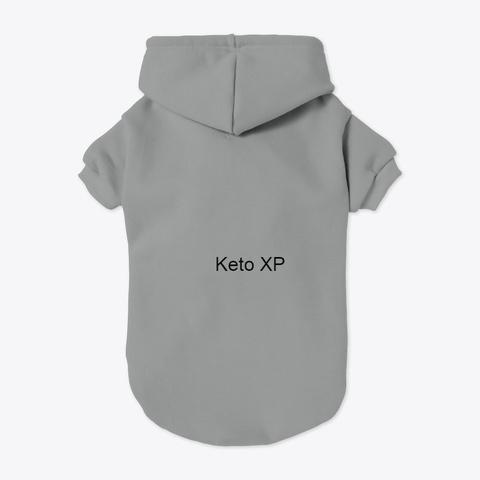 Keto Xp Grey T-Shirt Back
