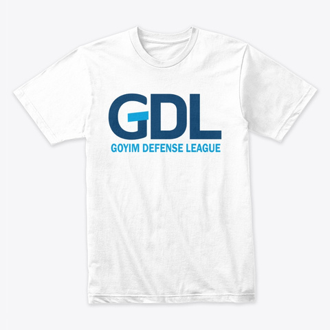 Gdl Shirt White T-Shirt Front