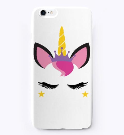 cover unicorno iphone