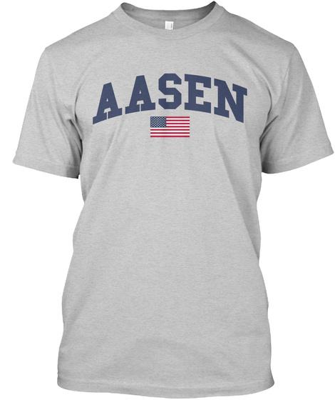 Aasen Family Flag Unisex Tshirt
